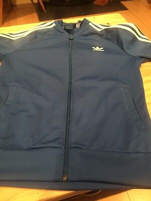 Size 13/14 Years Adidas Tracksuit Too