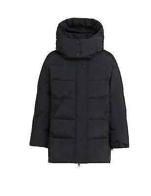 Parka Woolrich kids g's aurora puffy co wkcps2042 pd40 100 trapuntato black fw 1