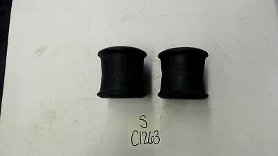 Chalmers 800010 Torque Rod Bushing LOT OF 2