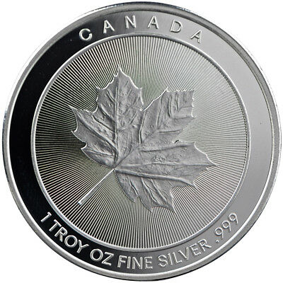 1 oz Canada Silver Coin - NEW Exclusive .999 Silver Round - eBay & RMC