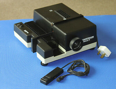 Kindermann Telefocus D Slide Projector