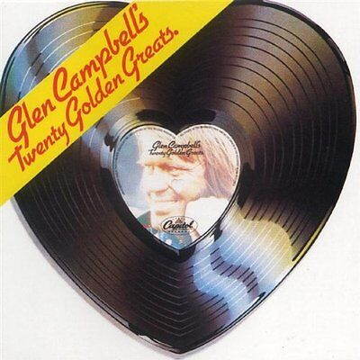 Glen Campbell: Twenty 20 Golden Greats Cd The Very Best Of / Greatest Hits / New