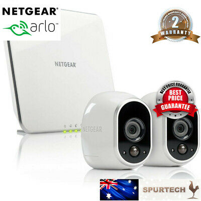 NETGEAR ARLO PRO Wireless HD Security Camera Systems Home