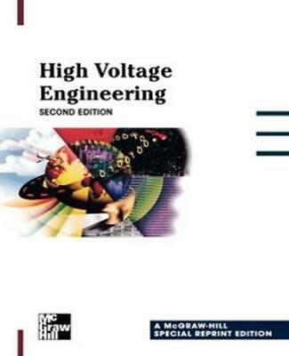 High Voltage Engineering 1st Edition by M.S. Naidu (English) Paperback Book Free
