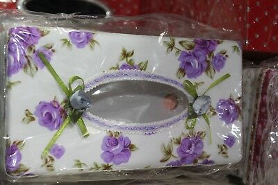 Tissue Boxes- Different Design and Colors
