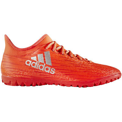 ADIDAS PERFORMANCE MENS X 16.3 TF Astro Turf Soccer Trainers Shoes ...