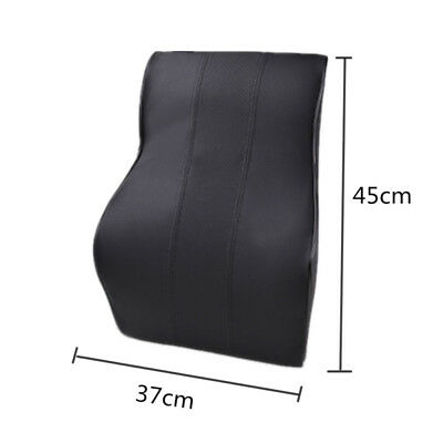 Ache Pain Relief Lumbar Lower BACK SPINE Support Cushion  Office Car Seat Chair