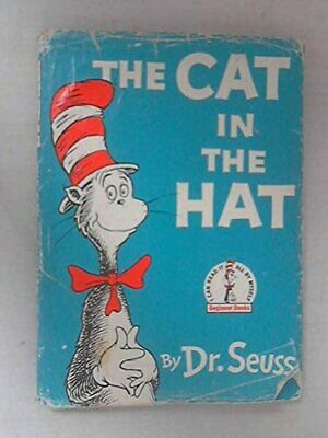 The Cat in the Hat (Beginner Series) by Dr. Seuss Hardback Book The Cheap Fast