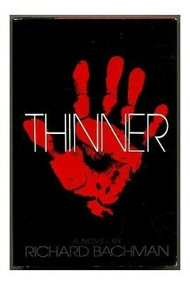 Thinner by Richard Bachman Hardback Book The Cheap Fast Free Post