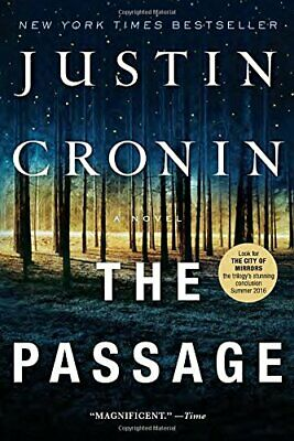 The Passage (Passage Trilogy) by Cronin, Justin Book The Cheap Fast Free Post