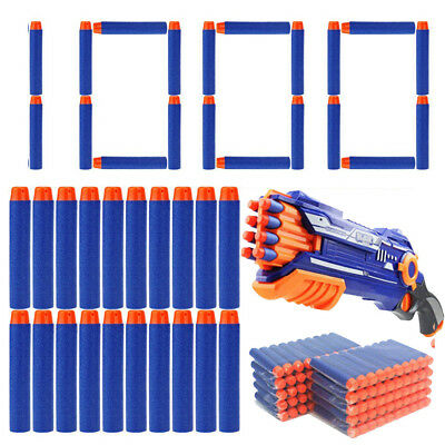 1000 Pcs Gun Refill Foam Darts For Nerf N-strike Elite Series Blasters Bullets