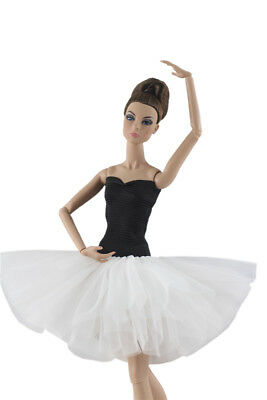 Fashion Handmade Ballet Dress/Clothes/Outfit For Barbie Doll P03