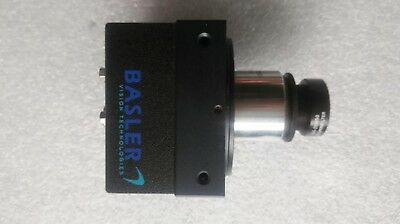 1PCS BASLER A101 Aiphasem IR Industrial Camera Tested