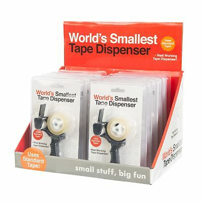 Funtime Worlds Smallest Tape Dispenser - EG7940