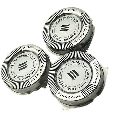 3Pcs Replacement Shaver Head Blade For Philips Norelco Electric Razor HQ8 Series