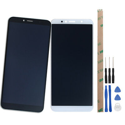 Ecran Complet Tactile LCD Pour Huawei Y6 (2018) LCD and Touch Screen Avec Cadre