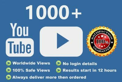 200,000 Backlinks and Embeds, Organic Video Plus views This is Super Cool Offer