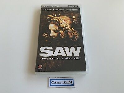 Saw - UMD Video - Sony PSP - FR/EN
