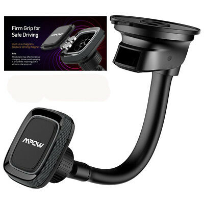 Mpow Car Phone Mount Magnetic Windshield Long Arm Phone Holder CANADA
