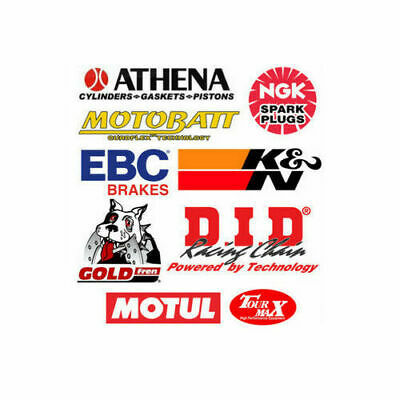 Brake Pads Sintered Si TRW MCB625Si For Kawasaki KLX 250 E 1993 - 1995