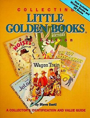 Collecting Little Golden Books by Steve Santi