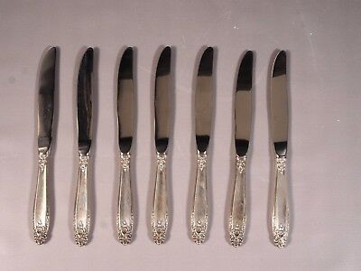 Vintage International Sterling Silver Dinner Knife Prelude Pattern