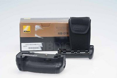Genuine OEM Nikon MB-D16 Multi Power Battery Pack Grip for D750             #885