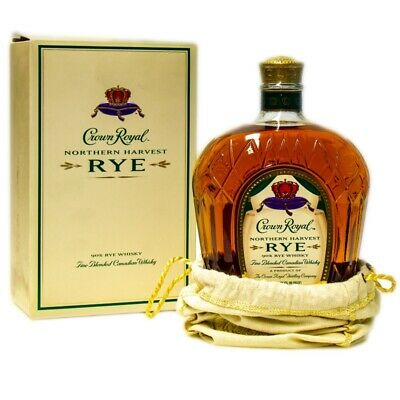 Crown Royal Northern Harvest Rye + GB 1000ml 45% Vol.