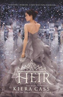 NEW - The Heir (The Selection) by Cass, Kiera