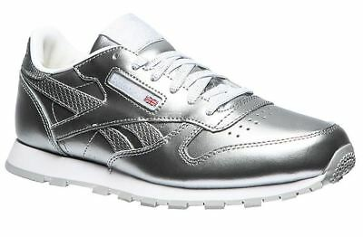399c5bc7e0ec Reebok Classic Leather Metallic BS8945~Childrens Trainers~RRP £34.99~UK 3 -