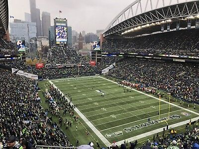 2 Tickets Seahawks Vs Cardinals Last Reg Season Home Game December 30 Sec 326