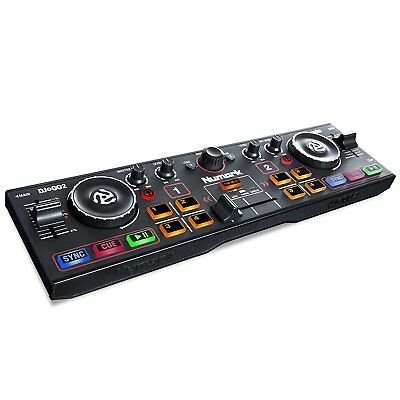 Numark DJ2GO2 Driver DJ ultraportable of two channels with interface