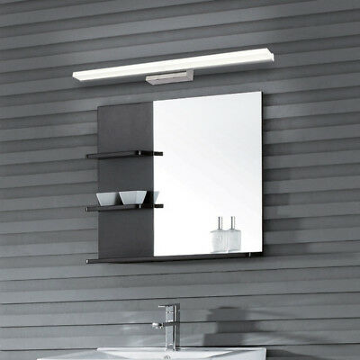LED Bathroom Vanity Lamp Wall Mount Light Fixture Makeup Toilet Hallway Home