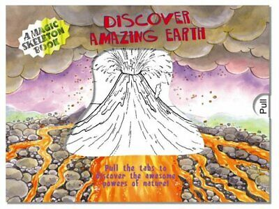 Discover Amazing Earth (Magic Skeleton) by Smith, Jan (Illus) Hardback Book The