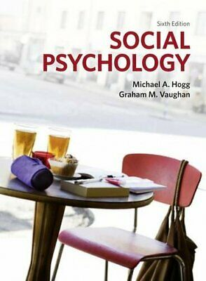 Social Psychology by Vaughan, Prof Graham Paperback Book The Cheap Fast Free