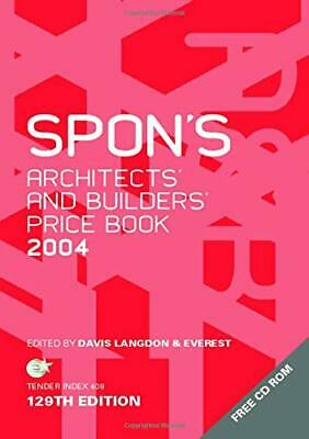 Spon's Architects' and Builders' Price ... by Langdon, Davis Mixed media product