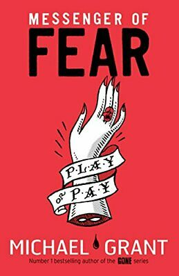 Messenger of Fear by Grant, Michael Book The Cheap Fast Free Post
