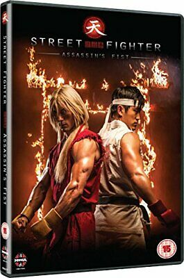 Street Fighter: Assassin's Fist [DVD] - DVD  1AVG The Cheap Fast Free Post