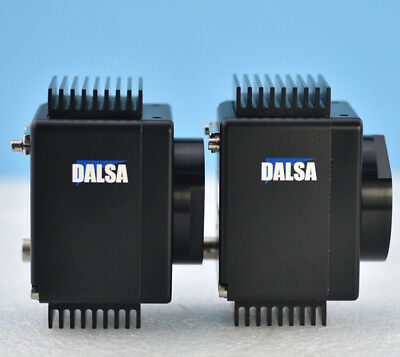 1PC DALSA  P2-21-01K40 black and white CCD line array industrial camera  Tested