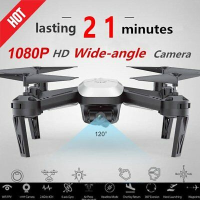 SMRC GPS 2MP 720 Angle RC Drone WiFi FPV Real-time Camera Quadcopter Helicopter