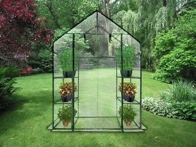 Greenhouse Kit Small Plants Growing Vegetable Flowers Patio Outdoors Portable