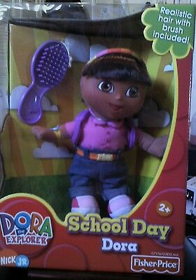 Dora the Explorer- School Day Dora