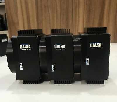 1PCS DALSA P2-49-08K40 industrial 8K high speed line scan camera tested