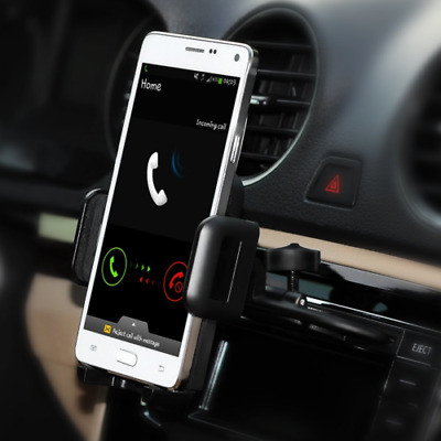 MPOW CD Slot Car Smart Phone Holder Mount Stand Bracket for iPhone Samsung