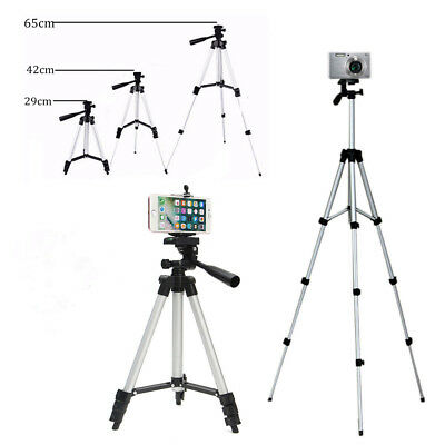 Extendable Legs Camera Tripod Mount Stand Holder for iPhone Samsung Mobile Phone