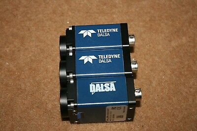 1PCS DALSA CR-GM00-H1400TF industrial black and white CCD camera tested
