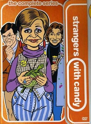 Strangers with Candy: The Complete Series (6 Disc) DVD NEW