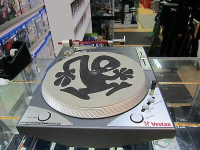 VESTAX PDX A2S Turntable MK2 Professional Direct Drive DJ Turntable MKII PDX-A2S