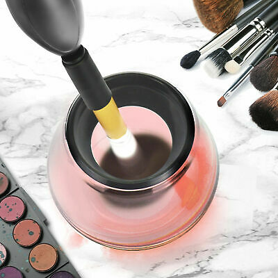 Make Up Brush Electric Cleaner Dryer Set Cosmetic Auto Clean Dry Washing Tools