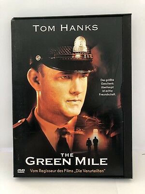 The Green Mile - DVD - Zustand Sehr gut!